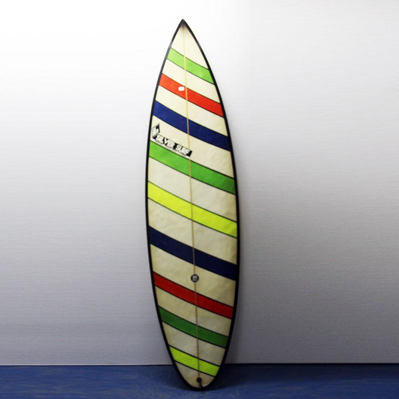 3b09d5a80 Prancha De Surf Silver Surf Surfboards – 6´3″ – Mercadão do Surf